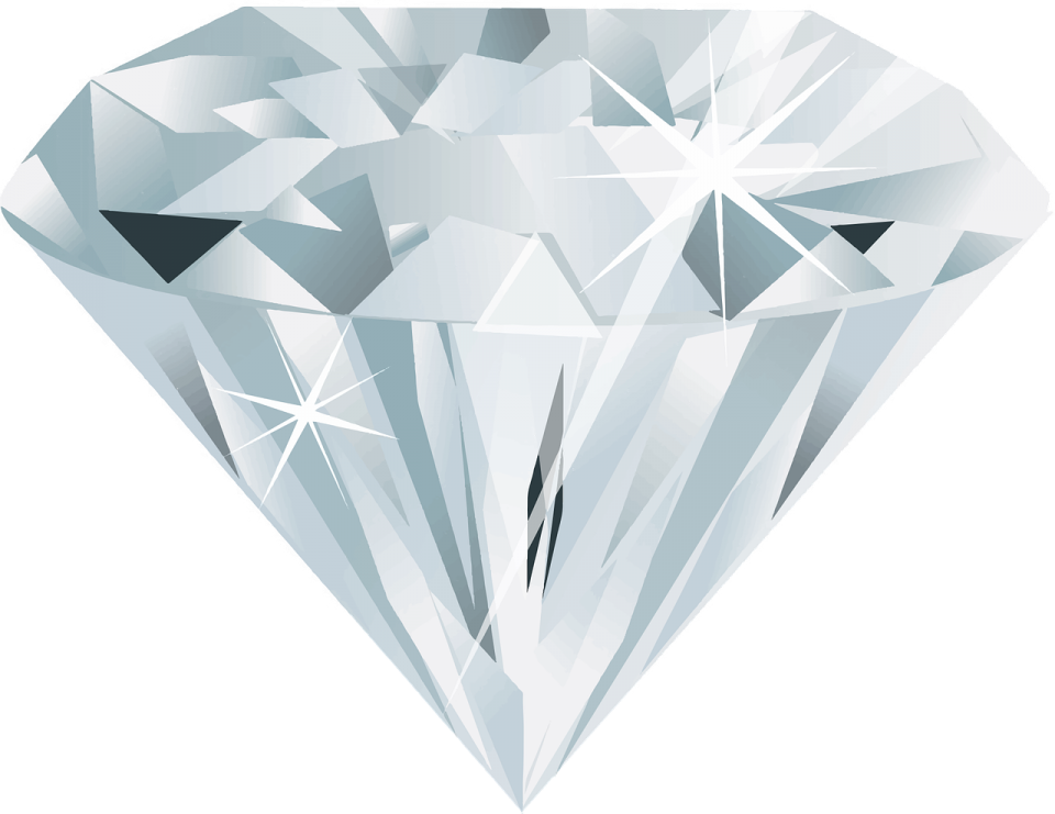 Diamond for agd-jewelry